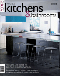 WA's Best Kitchens & Bathrooms 2011-12