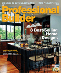 Professional Builder 2011 #4